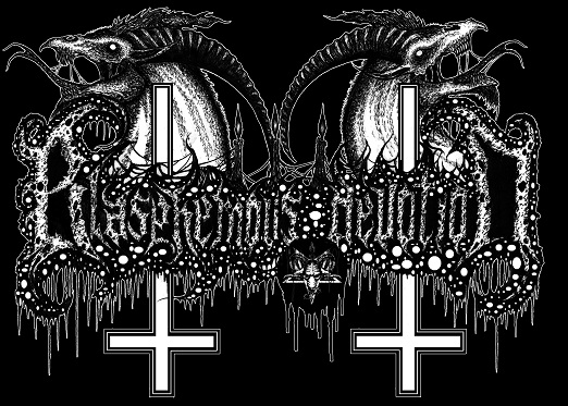 Blasphemous Devotion Logo Black